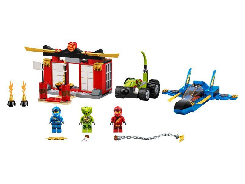 LEGO NINJAGO Bitwa burzowego myśliwca