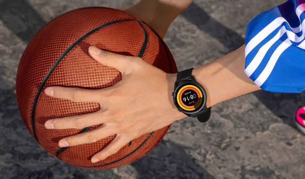 Xiaomi Mi Watch Color Sports Edition oficjalnie
