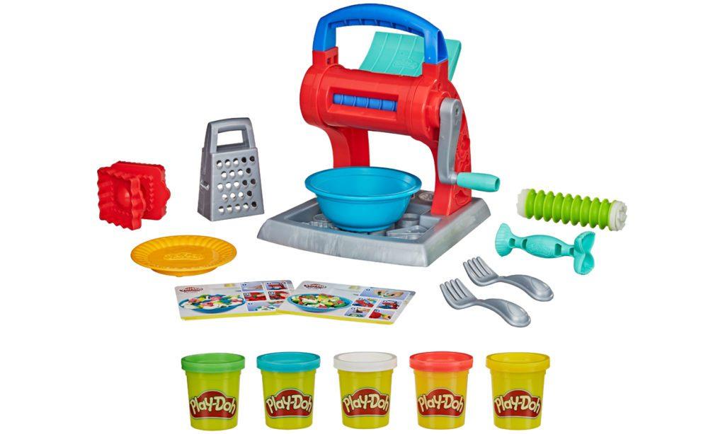 Play-Doh makaronowa maszynka