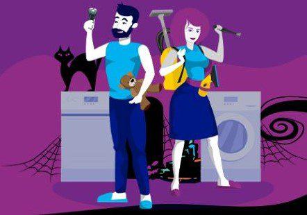 Halloween w al.to. Do 50% rabatu na sprzęty AGD i produkty dla dzieci