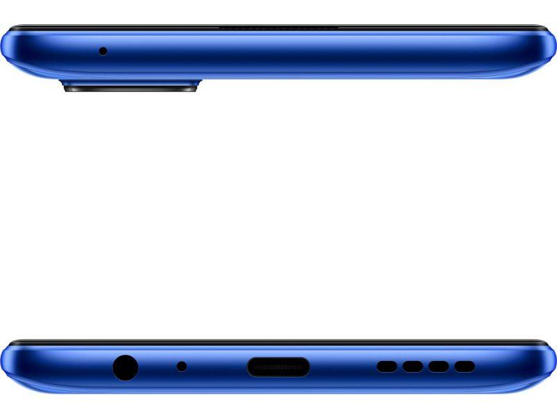 Realme 7 Pro mini jack i USB typu C