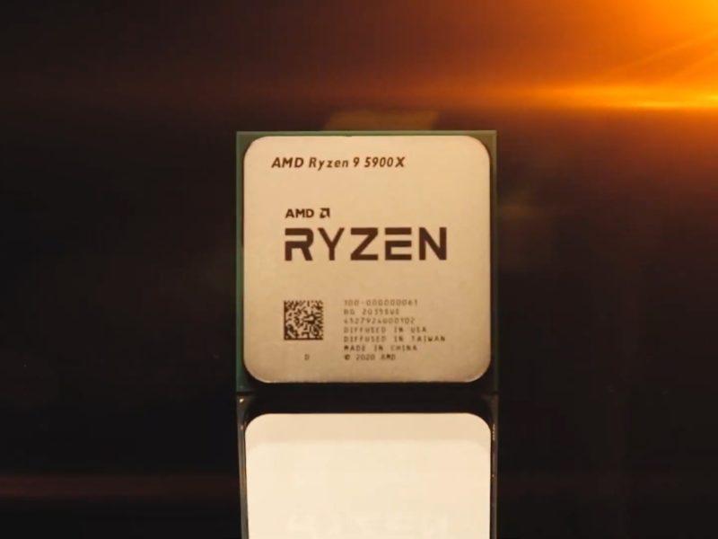 Architektura AMD Zen 3 i Ryzeny z serii 5000 – nowe procesory AMD zaprezentowane