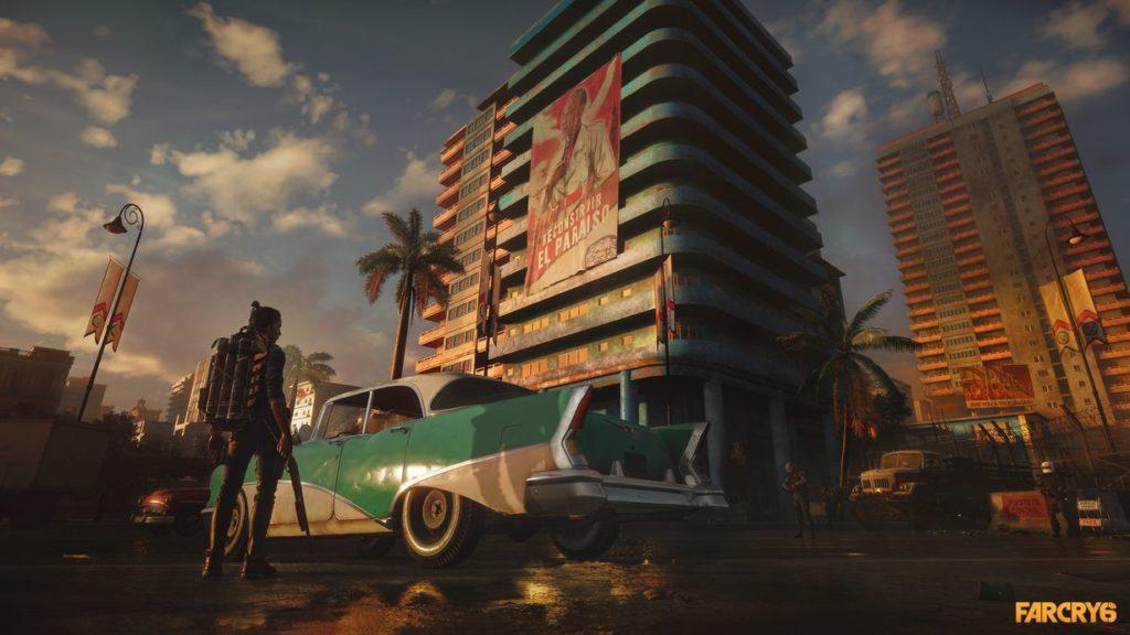 Far Cry 6 kadr