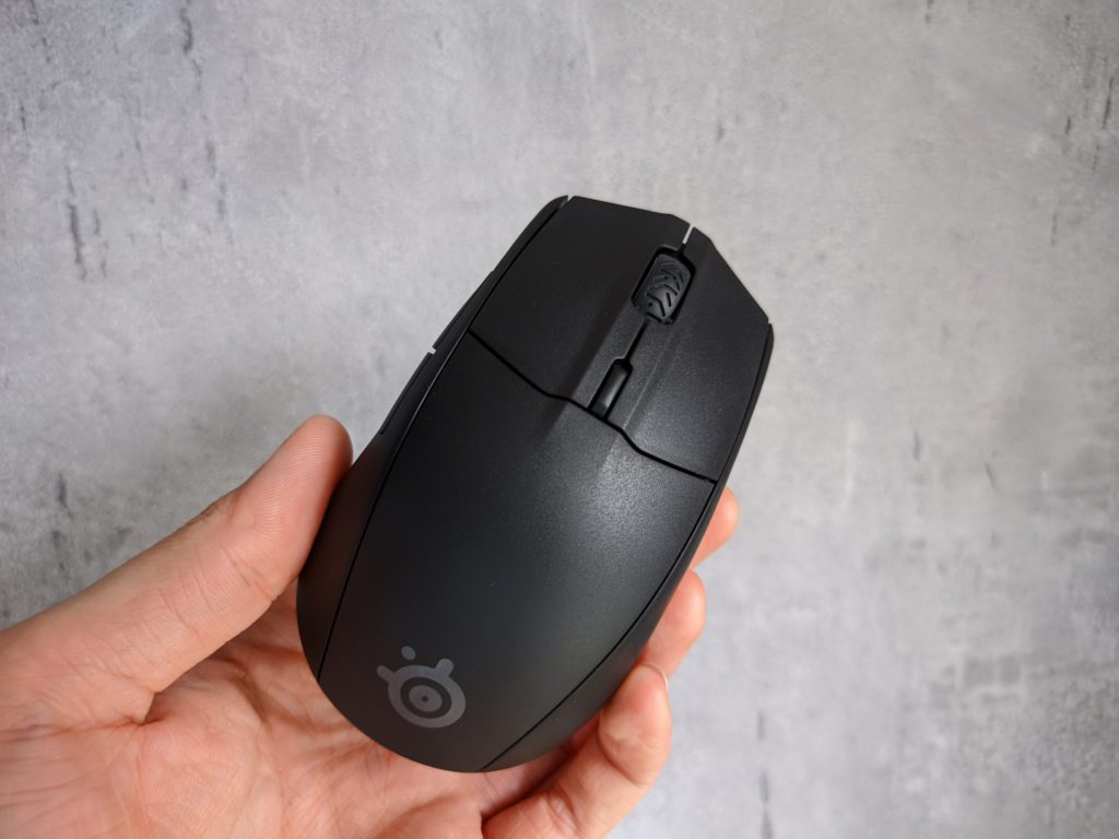 SteelSeries Rival 3 Wireless mysz na spód