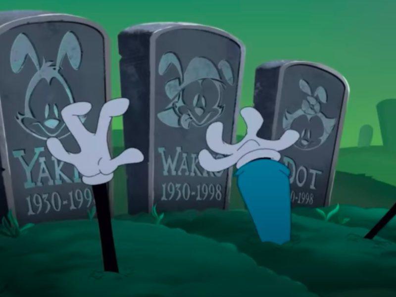 """Nostalgia dalej w cenie – """"Animaniacy"""" wracają na Hulu"""