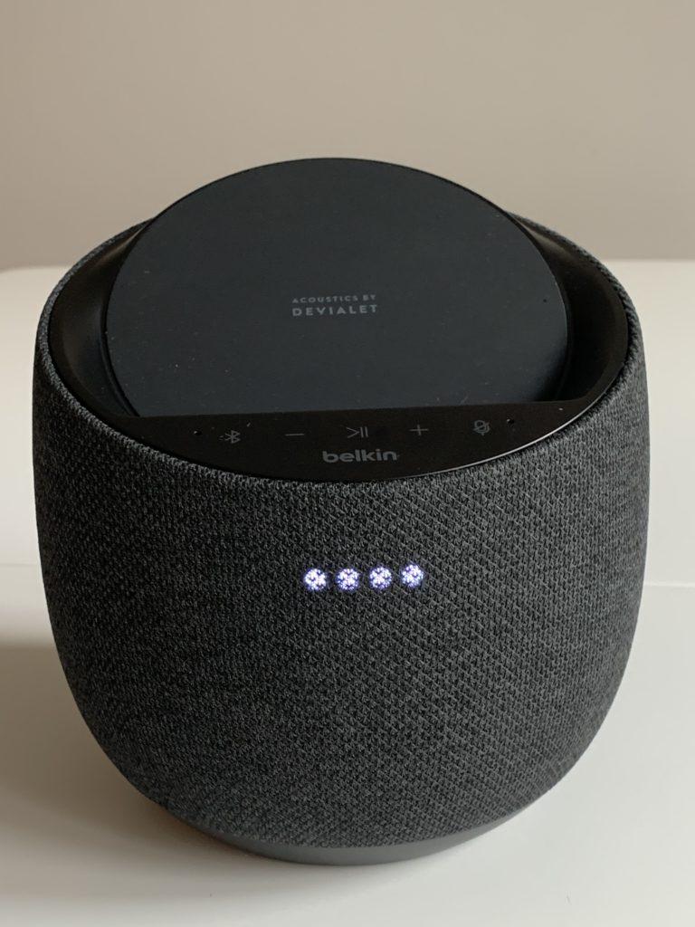 Belkin SoundForm Elite wysoka głośność
