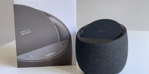 Recenzja Belkin SoundForm Elite. Inteligentny głośnik z Asystentem Google