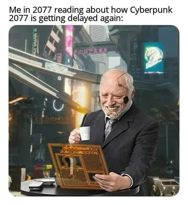 Cyberpunk mem