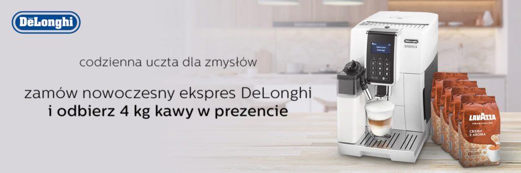 delonghi ecam 353 promocja w al.to banner