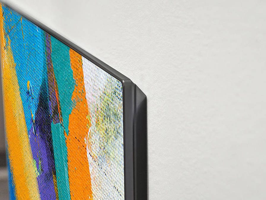 design telewizora LG OLED55GX