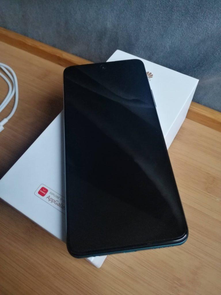 ekran huawei p smart 2021