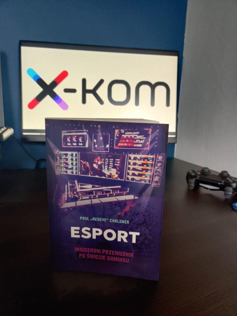 książka Esport