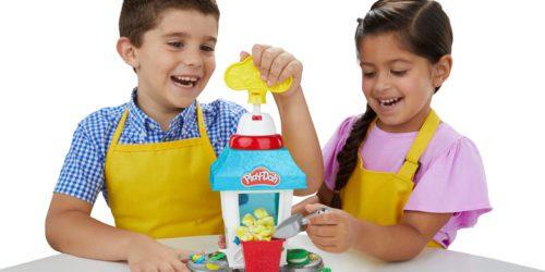 Niech żyje kreatywność! Play-Doh sposobem na jesienną nudę dla najmłodszych