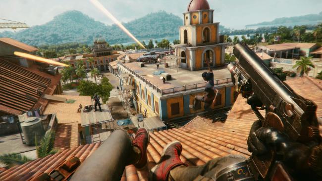 Far Cry 6 nowy gameplay