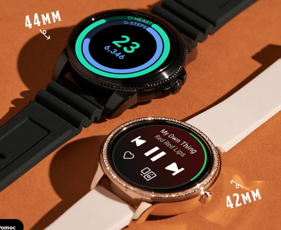 premiera smartwatch fossil gen 5E