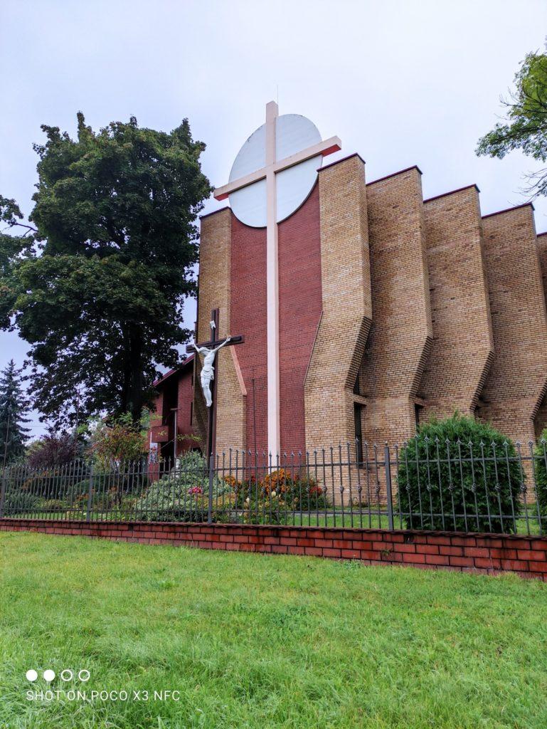 kościół zdjęcie standardowe poco x3 nfc