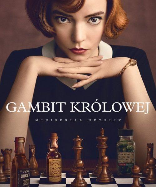 Kiedy granie idzie w parze z szaleństwem – Gambit królowej