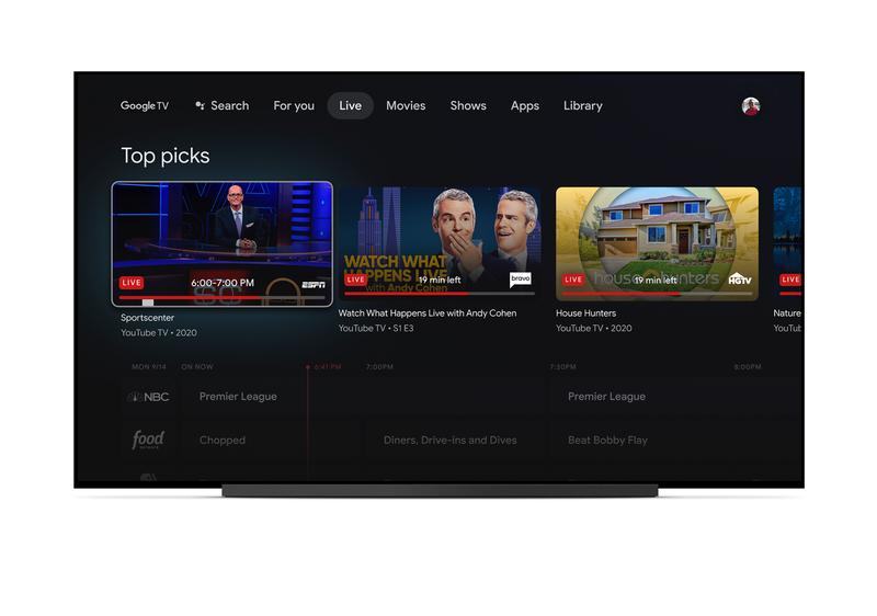 Czym jest Google TV? Sprawdźcie, co oferuje nowy telewizyjny interfejs