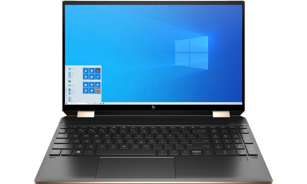 HP Spectre x360 ekran