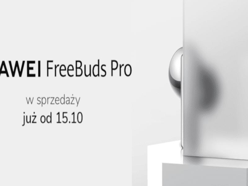 Huawei FreeBuds Pro, słuchawki owiane tajemnicą