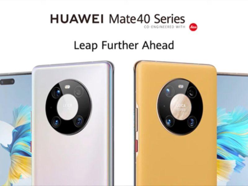 Premiera Huawei Mate 40 Series. Dosięgnęliśmy przyszłości?