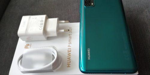 Recenzja Huawei P Smart 2021. Kolejny dobry smartfon poniżej 1000 zł?
