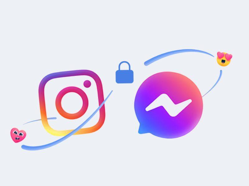 Messenger i Instagram ze wspólnym czatem. Facebook połączył wiadomości z obu komunikatorów