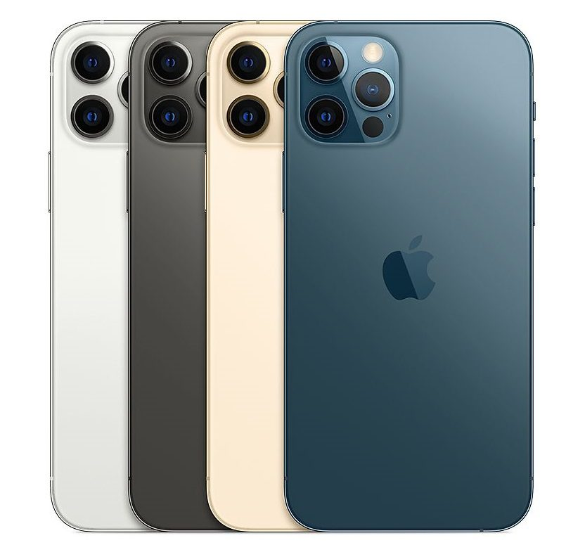 iPhone 12 Pro - kolory i aparat