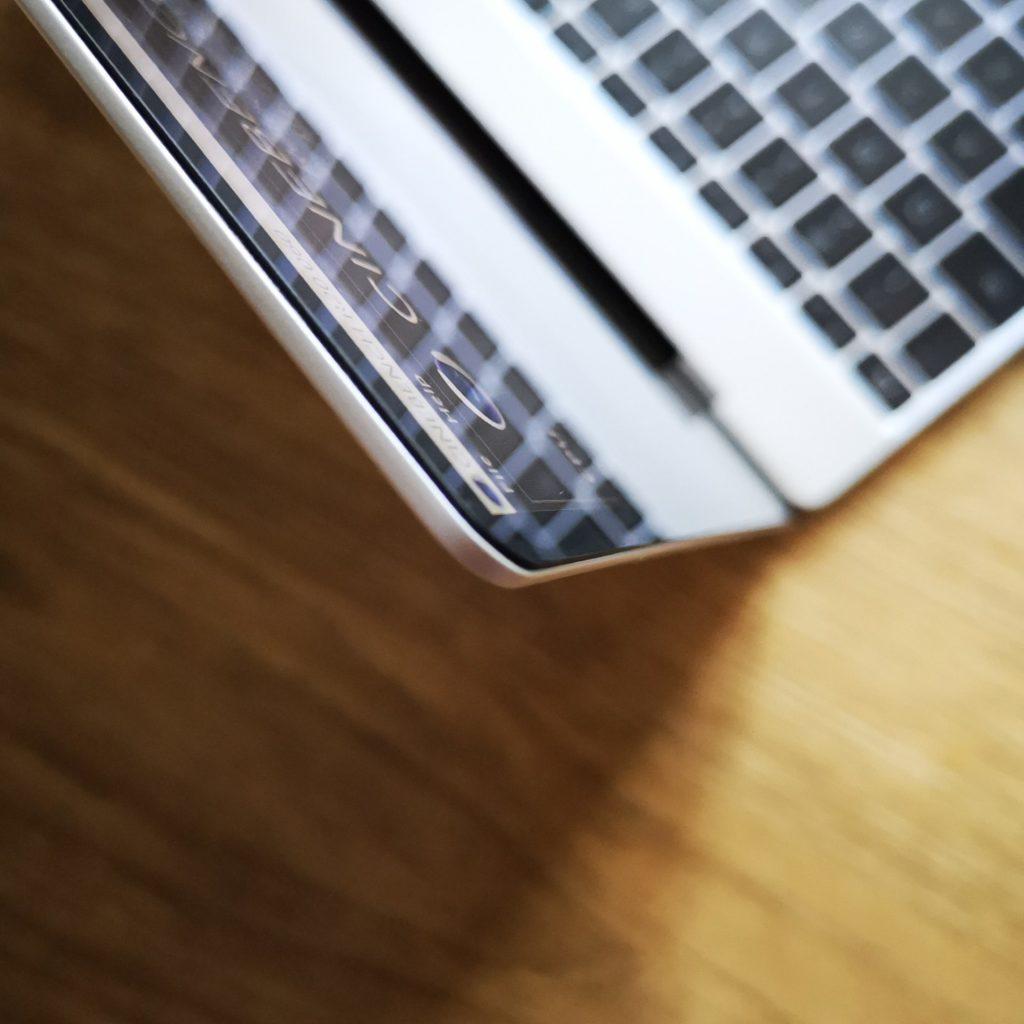 MateBook X 2020 wąskie ramki