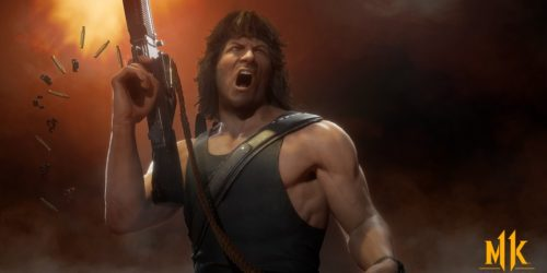 "Kolejna krew. Rambo w ""Mortal Kombat 11 Ultimate"""