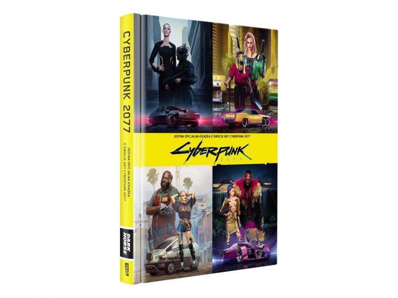 """""""Cyberpunk 2077 –  jedyna oficjalna książka o świecie gry"""" – recenzja"""