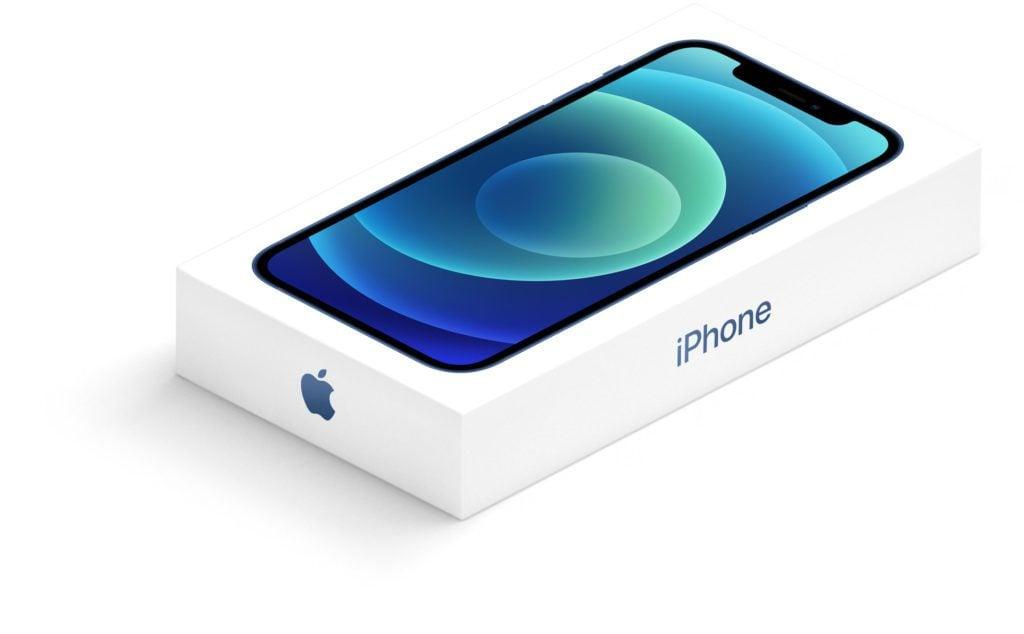 opakowanie iPhone