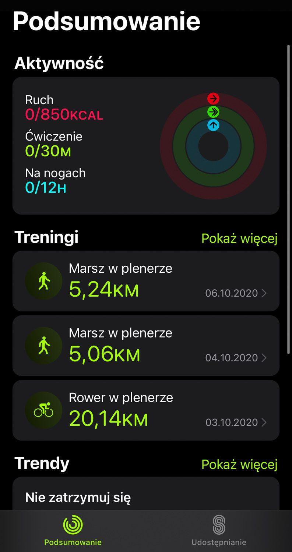 apple watch aplikacja