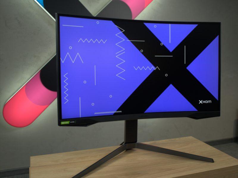 Samsung Odyssey C27G75TQSUX – futurystyczny design i zachwycająca jakość obrazu. Test i recenzja monitora WQHD