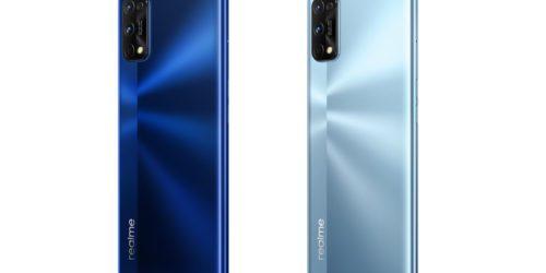 Smartfony Realme 7 i Realme 7 Pro, oprogramowanie Realme UI 2.0 - poznaliśmy nowości