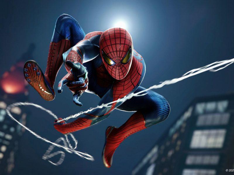 Spider-Men Remastered na PS5 otrzyma nową twarz Petera Parkera