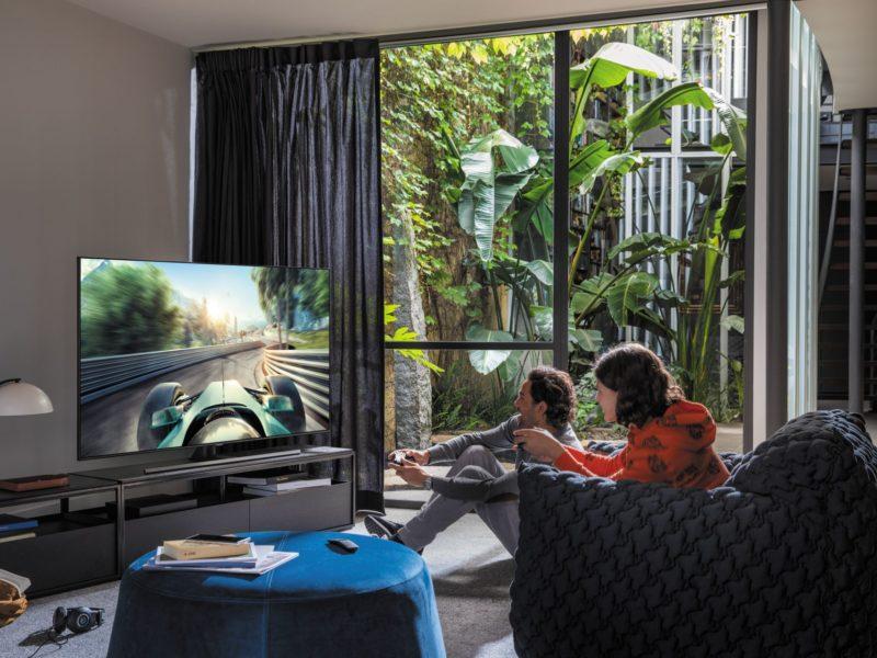 Tryb gra – które telewizory go mają i co nam daje?
