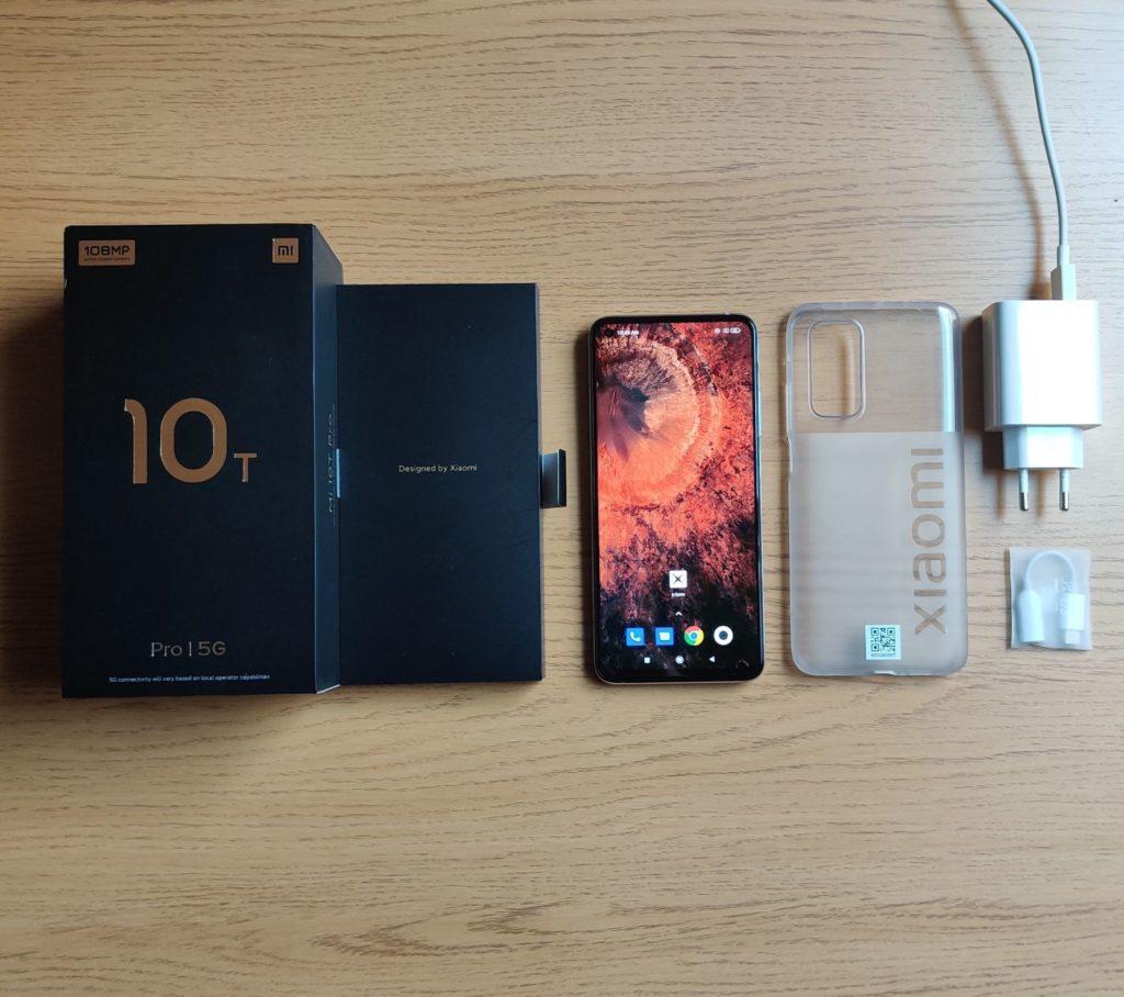 Unboxing Xiaomi Mi 10T Pro