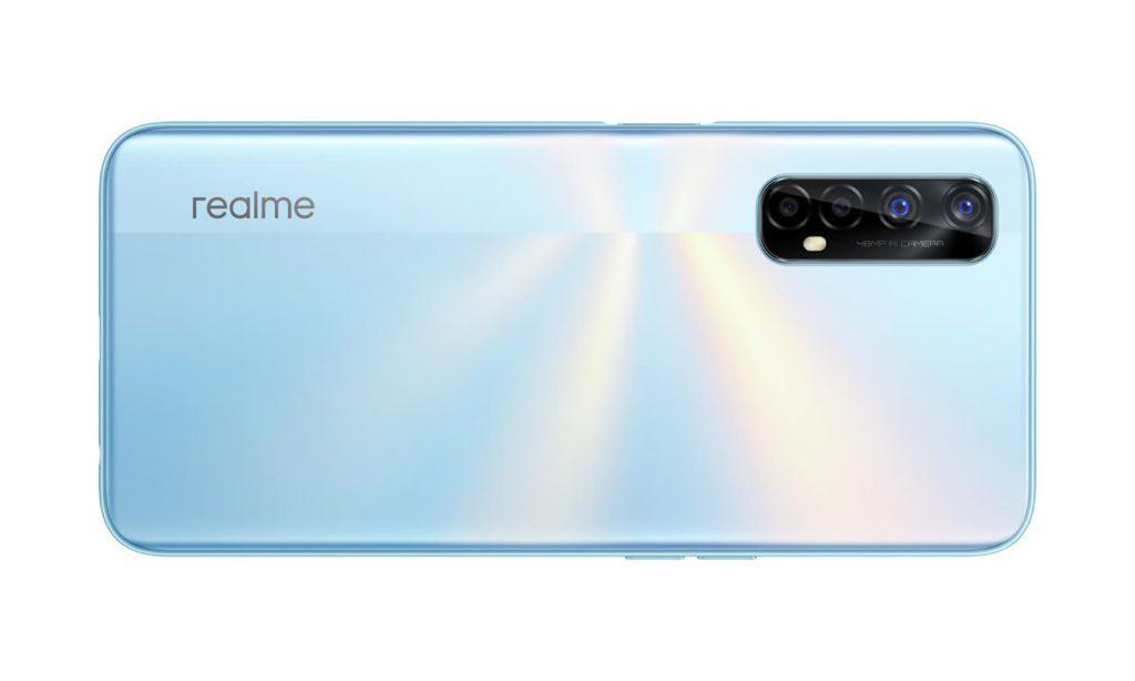 Realme 7 układ aparatów