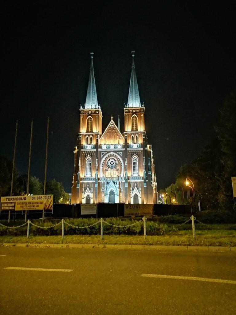 katedra tryb nocne huawei p smart 2021