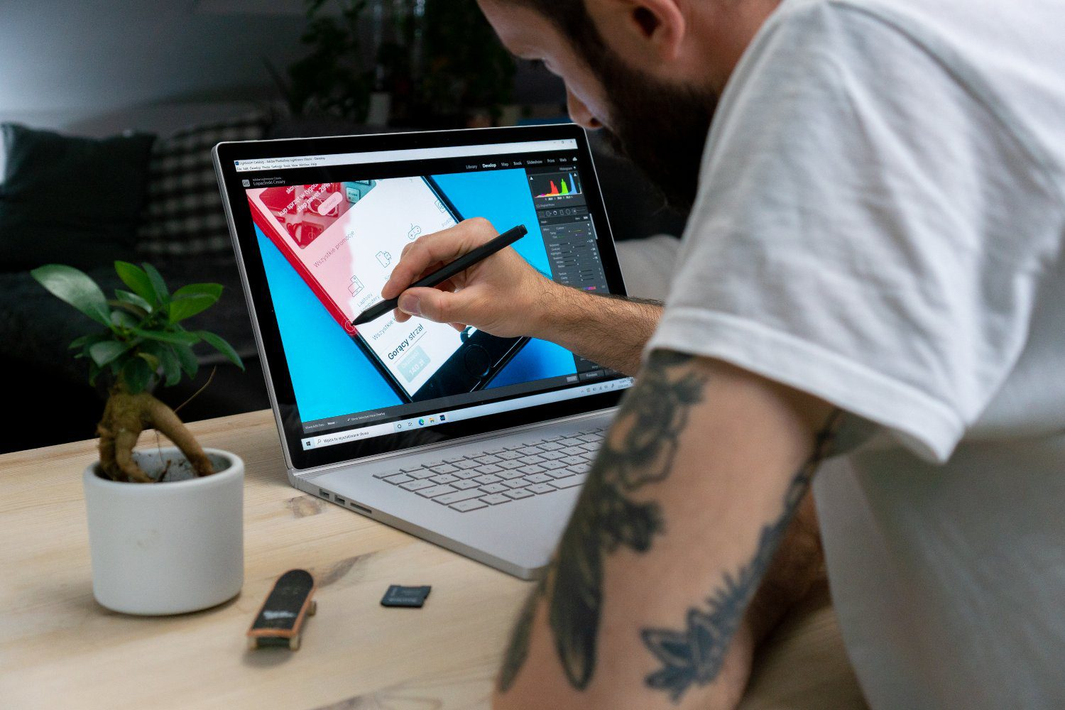 work on surface book
