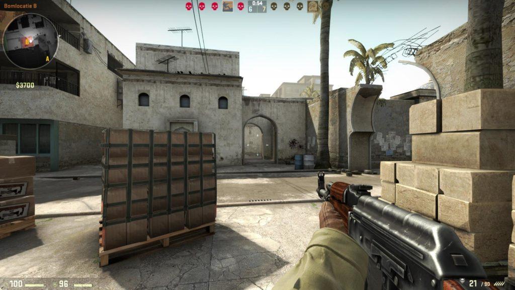 Counter Strike Global Offensive screenshot z gry