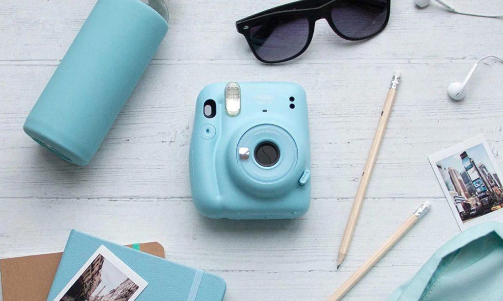 Fujifilm Instax Mini 11 niebieski
