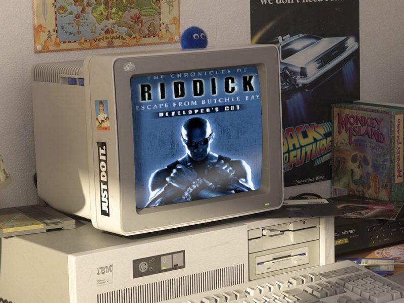 Gry stare, ale ciągle jare [#15] – Kroniki Riddicka: Ucieczka z Butcher Bay