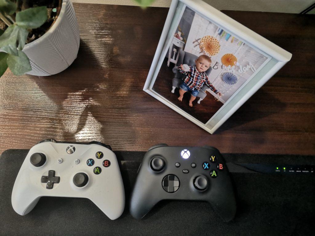 Xbox Series X pady dwa