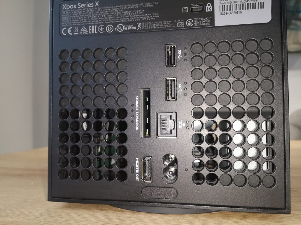 Xbox Series X porty