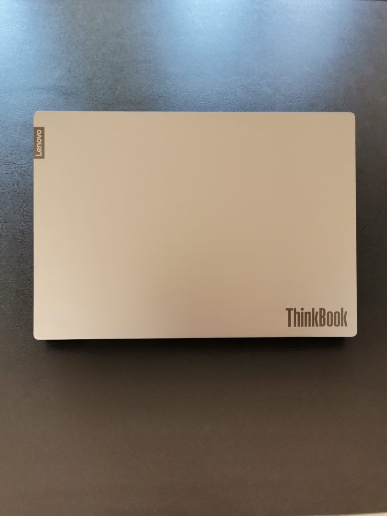 Lenovo-ThinkBook 14 klapa matrycy
