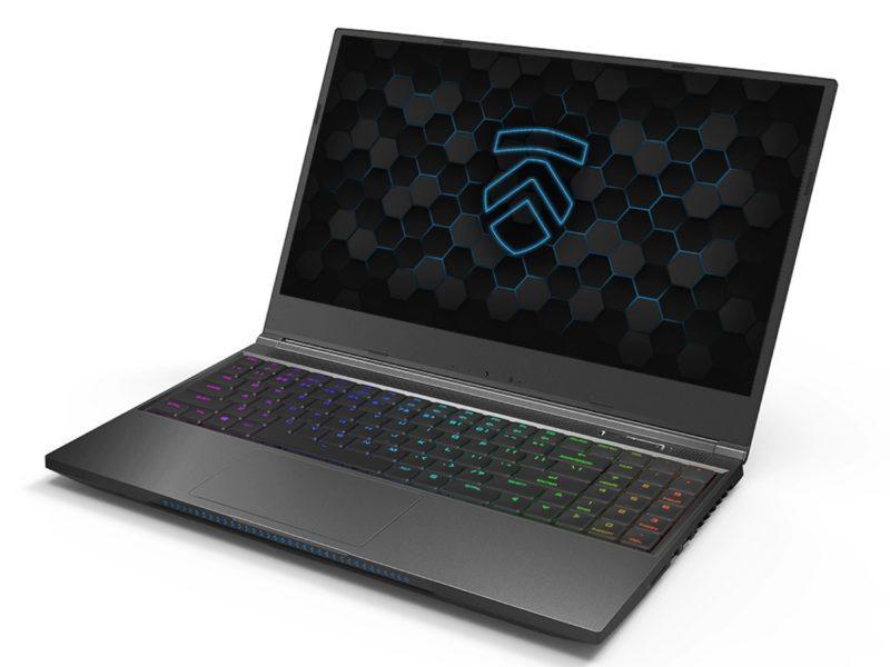 Są wreszcie laptopy z ekranami 1440p i odświeżaniem 165 Hz. Zbudował je Eluktronics