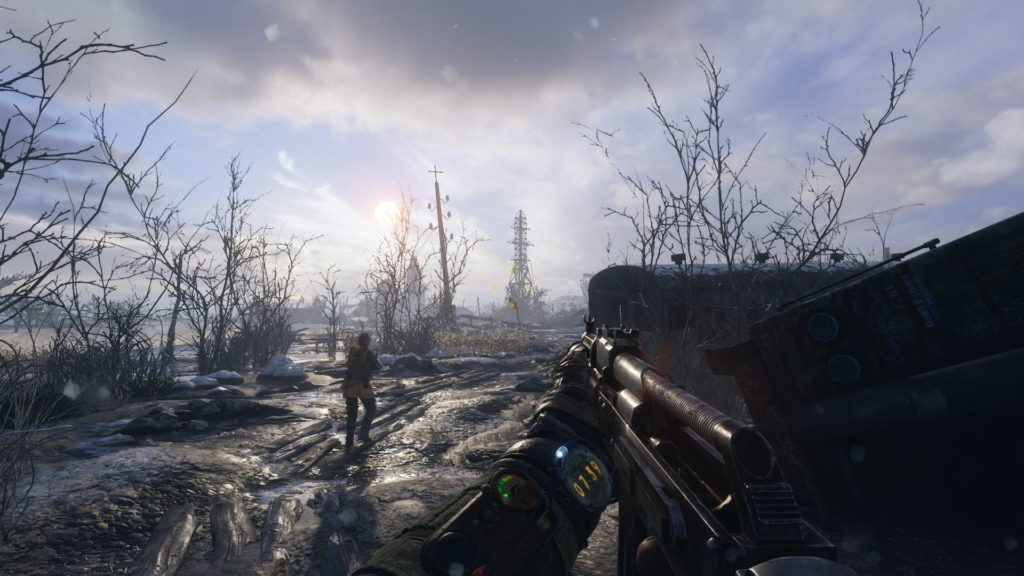 Metro Exodus screenshot z gry