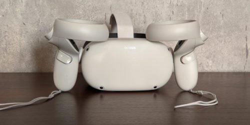 """Recenzja gogli Oculus Quest 2 – """"tanie"""" granie w VR bez kabli"""